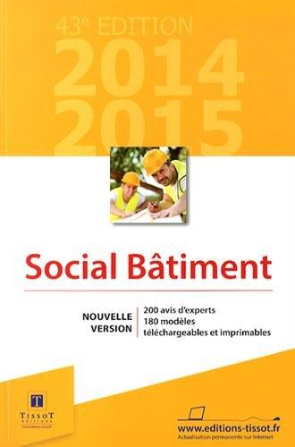 Social Bâtiment 2014-2015