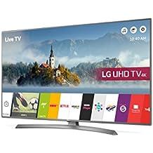 """TV LED 65"""" LG 65UJ670V UHD 4K, HDR, Smart TV Wi-Fi"""