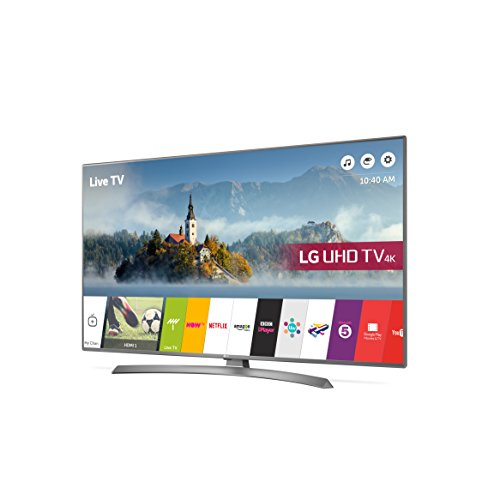 LG 49UJ670V 49 inch 4K Ultra HD HDR Smart LED TV (2017 Model)