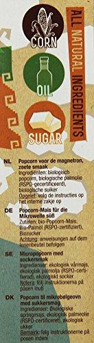 Yum Kah Popcorn für die Mikrowelle süß, glutenfrei - 4