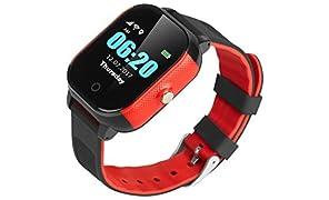 Kids Smartwatch Phone & GPS GPRS | free EE SIM Card | F. Ree sede nel Regno Unito app bestie consegna; consegna prima di Natale se ordinati 22ND di dicembre