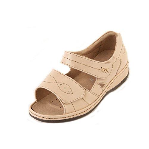 Sandpiper , Sandales pour femme Stone
