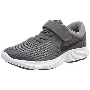 Nike Jungen Revolution 4 (PSV) Laufschuhe, grau, Einheitsgröße