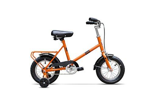 Ape Rider Kinderfahrrad Mädchenfahrrad und Jungesfahrrad mit Trainingsrädern - Premium Fahrradrahmen mit verstellbarem Sitz, Lenker - Stützrädern Cycling Starter für Kinder ab 3 Jahre -