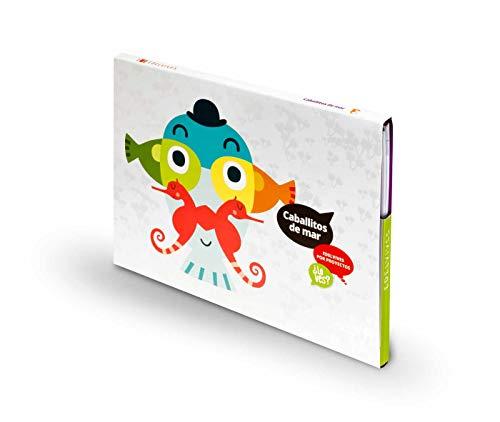 Caballitos de mar (Infantil 2º Ciclo) (¿Lo ves?)