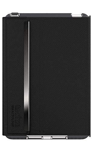 Tech21Folio Durable stoßabsorbierenden Case Cover mit Integriertem Ständer und flexshock Technologie für Apple iPad Mini 1/2/3Generation-Black Bird (Tech 21 Ipad Mini)