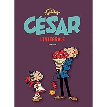 César - tome 1 - César 1 intégrale