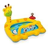 QJJML Aufblasbares Schwimmbad, Baby Planschbecken, Sandbecken, Ozeanballbecken