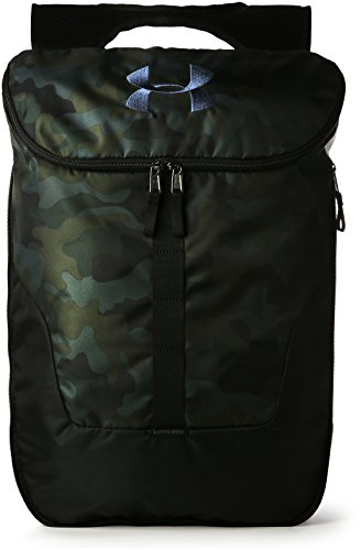 Under Armour Expandable Sackpack Rucksack, Desert Sand, OSFA, 35 x 50 x 10 cm, 25 L (Kleine Under Sporttasche Armour)