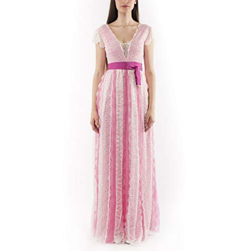 21fc832a8b 3U10HY.7487 O15 Lampone VIVO Pinko Pinko Uniqueness Dress Donna 40