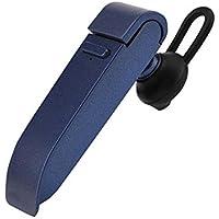 Richer-R Auriculares Inalámbricos,Auriculares Bluetooth,Traductor Inteligente Portátil,Auricular de Traducción Apoyo 22 Idiomas para Aprender, Viajar, Negocios y Reuniones. (Azul)