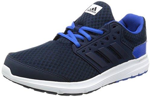 adidas Men's Galaxy 3 Running Shoes, Blue (Collegiate Navy/Collegiate Navy/Blue), 10 UK 44 2/3 EU