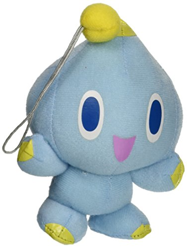 Great Eastern 10,2cm Sonic The Hedgehog Plüsch-Chao (Sonic X Plüsch-spielzeug)