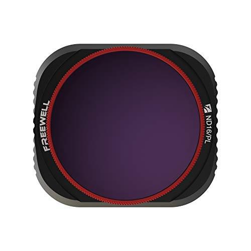 Freewell ND16/PL Objektiv Filter Kompatibel Mit DJI Mavic 2 Pro Drone