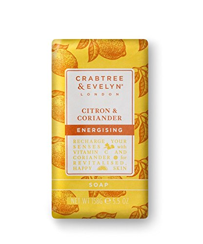Crabtree & Evelyn Citron & Coriander Soap Seife 158g - Evelyn Citron Honey