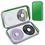 Best 80 Dvds - CD Estuche, Tinksky Porta CD para 80 CDs/DVDs Review