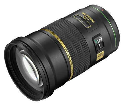 Buy Pentax smc DA 200mm f/2.8 ED (IF) SDM Lens Review