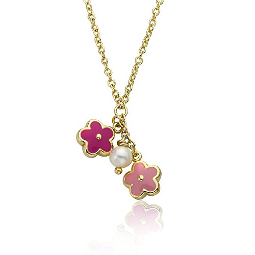 lmts-lmts-frosted-flowers-14k-gold-plated-necklace-accented-with-pink-hot-pink-fresh-water-pearl-cen