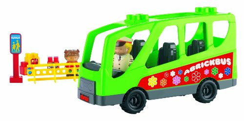 Ecoiffier - 3225 - Jeu de construction - Abrickbus