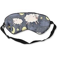 Comfortable Sleep Eyes Masks Going To Sleep Pattern Sleeping Mask For Travelling, Night Noon Nap, Mediation Or... preisvergleich bei billige-tabletten.eu