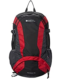 Mountain Warehouse Sac à dos Wanderer 30 litres