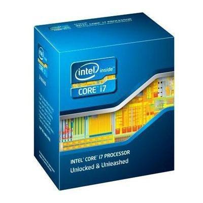 Intel Core i7-3770K Quad-Core processeur 3.5GHz 8Mo de mémoire Cache LGA 1155-Bx80637i73770K