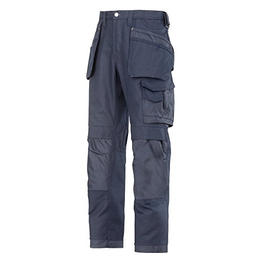 SNICKERS WORKWEAR 3214 - PANTALONES  COLOR NAVY-NAVY  TALLA 54