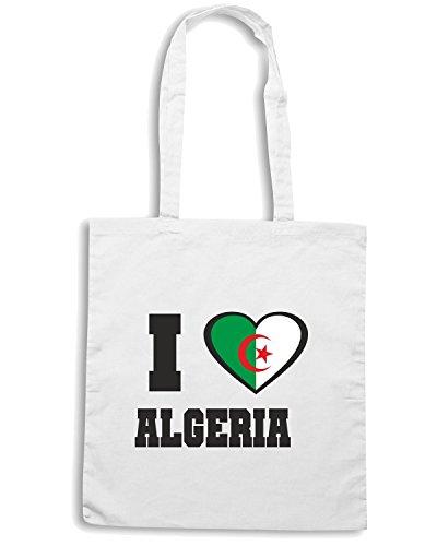 T-Shirtshock - Borsa Shopping WC0001 ALGERIE ALGERIA Bianco