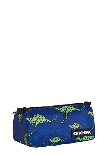 Chiemsee Bags Collection Federmäppchen, 21 cm, 4865 Dk Blue/M Green Dk Taschen