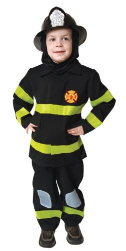 Fire Fighter No Hat Sm 4 To 6 by Unknown (Fighter Hat Fire)