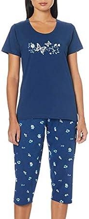 GOOD LOOK Kapri Takım Kadın Pijama Takımı