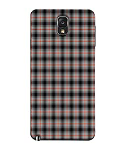 PrintVisa Block Pattern 3D Hard Polycarbonate Designer Back Case Cover for Samsung Galaxy Note 3 Neo :: Samsung Galaxy Note 3 Neo Duos :: Samsung Galaxy Note 3 Neo 3G N750 :: Samsung Galaxy Note 3 Neo Lte+ N7505 :: Samsung Galaxy Note 3 Neo Dual Sim N7502