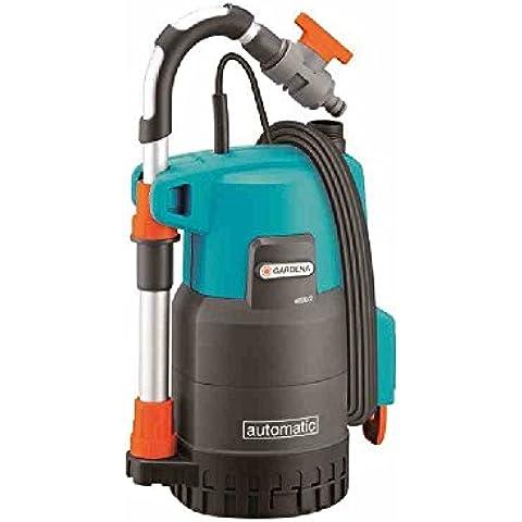 Gardena Pompa Per L'acqua Piovana Serbatoio Comfort 4000/2 Automatica