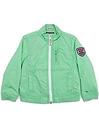 TOMMY HILFIGER - Chaqueta, bebé niña, Color: Verde