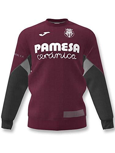 Joma - Villarreal Sudadera GR 19/20 Hombre Color: