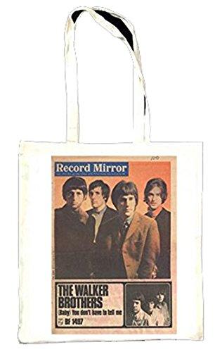 The Kinks enregistrement Miroir Journal Juillet 1966 Housse Totebag