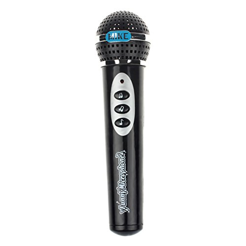 Demiawaking Baby Kinder Mikrofon Mic Karaoke Gesang Kind lustiges BK ausgezeichnet Geschenk Musik Spielzeug