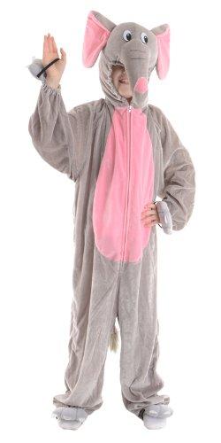Imagen de wicked  disfraz de elefante infantil, talla 3  4 años ka 4404. s  alternativa