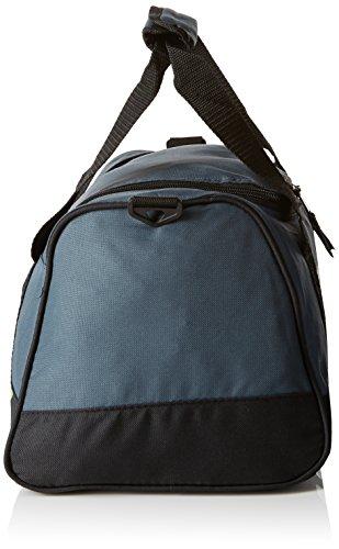 Hummel Authentic Sports Bag Unisex Sporttasche Dark Slate/Green Flash