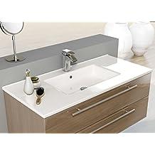Meuble sous vasque salle de bain for Amazon meuble salle de bain