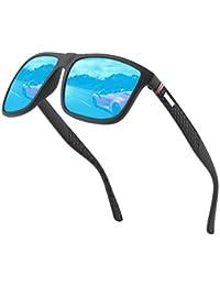 Polarisierte Sonnenbrille Herren /Damen ; Vintage / Klassisch/ Elegant Brillengestell; HD-Pilotobjektive; Golf / Fahren / Angeln / Reisebrille /Outdoor-Sportarten Mode Sonnenbrille