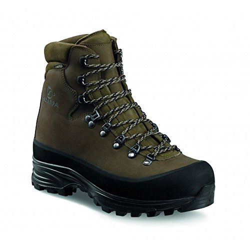 SCARPA LADAKH GTX LEATHER BOOTS marron