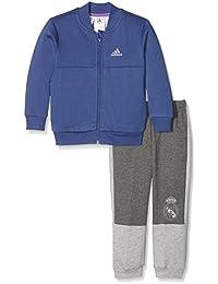 adidas Kinder Baby Mini Me Real Madrid Trainingsanzug