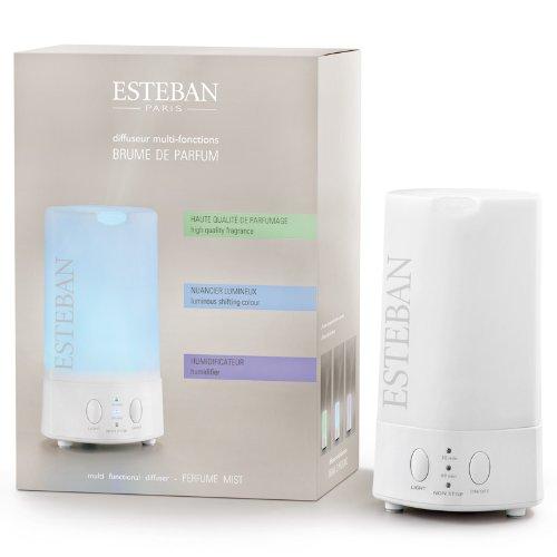 Esteban Paris - Diffusore di profumo e oli essenziali - Edizione Multifunzione - CMP-121