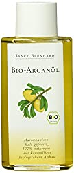 Sanct Bernhard organic argan oil cold pressed 100 ml
