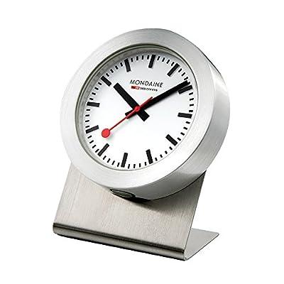Mondaine A660.30318.81SBB Reloj de pulsera Cuarzo Hombre Plateado de Mondaine