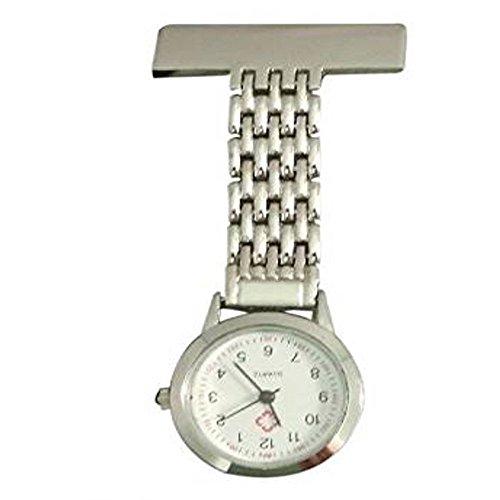 Benutzerdefinierte graviert/personalisiert, Krankenschwester-Uhr, Hochglanz, Design k6-Krankenschwester