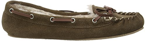 Ruby & Ed - Suede, Pantofole Donna Marrone (Brown (Moose))