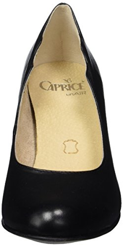Caprice 22406, Escarpins Femme Noir (Black Nappa)