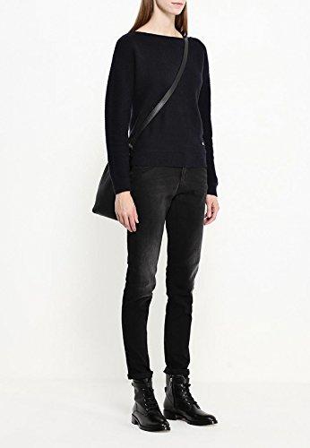 Armani Jeans 6X5J285D08Z denim nero sbiadito donna skinny made in Italy Nero